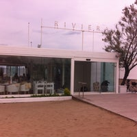 Photo taken at Riviera Mare Ristorante by Marco on 5/12/2014