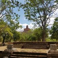 Photo taken at Jetavana Stupa by İdils .. on 7/21/2017