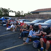 Photo taken at Starlight Six Drive-In by Krisy S. on 6/1/2013