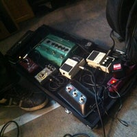 Photo taken at Locales de ensayo Underground by Israel D. on 5/28/2013