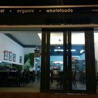 Photo taken at Ecogreen Organic Shop & Life Cafe by Adam M. on 6/30/2016