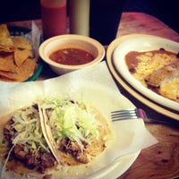 Photo taken at Taqueria Cancun by Dennis C. on 5/20/2014