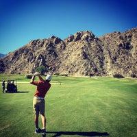 Photo taken at La Quinta Mountain Course by Dennis C. on 9/19/2015