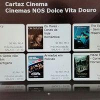 Photo taken at Cinemas NOS Nosso Shopping by Delfim B. on 9/25/2014