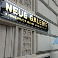 Photo taken at Neue Galerie by Carolyn M. on 6/7/2013