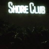 Photo taken at Skybar at Shore Club by Ricardo W. on 12/10/2015