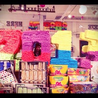 Photo taken at Robin's Candy Shop by Alexander P. on 12/24/2012