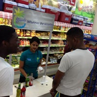 Photo taken at Naipaul's Xtra Foods by Mark L. on 8/24/2013