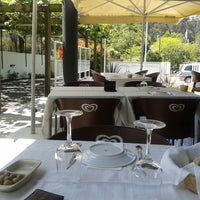 Photo taken at Restaurante Ripolins by Joaquim F. on 5/21/2013