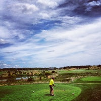 Photo taken at Twisted Dune Golf Club by Jason C. on 8/15/2013