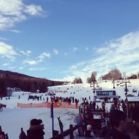 Photo taken at Okemo Mountain Resort by Jason C. on 1/5/2013