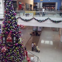 Photo taken at Plaza Telmex Ciudad Jardín by Aslan S. on 11/6/2013