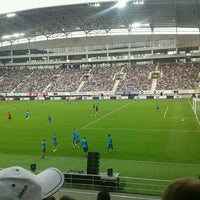 Photo taken at Ghelamco Arena by Dirk S. on 7/17/2013