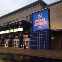Photo taken at Regal Cinemas Potomac Yard 16 by David P. on 9/12/2013