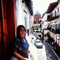 Photo taken at Centro Joyero Taxco by Mery L. on 7/23/2013