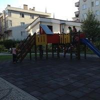 Photo taken at Çınarlı Park by Berkant. A. on 8/4/2013
