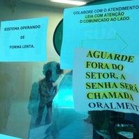 Photo taken at Detran Joinville (2ª DRPC CIRETRAN) by Nane S. on 1/29/2014