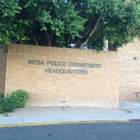 Photo taken at Mesa Police Department by Isaac Q. on 9/4/2013
