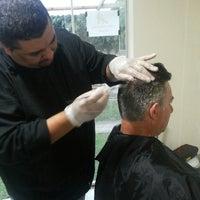 Photo taken at Gabriela Fashion Hair MakeUp - Unidade Piên by Juarez B. on 5/29/2014