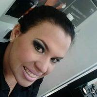 Photo taken at Gabriela Fashion Hair Make Up - Unidade Indaiatuba by Juarez B. on 3/23/2014