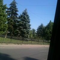 Photo taken at Площадь 2-й Пятилетки by Tema B. on 5/18/2013