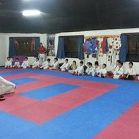 Photo taken at dojo appel by Javier H. on 5/17/2013