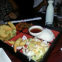 Photo taken at Starfish Sushi by Desiree W. on 8/17/2013