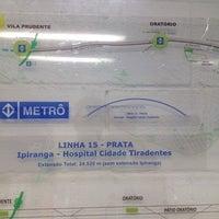 Photo taken at Gem - Escritorio Metrô by Dinho F. on 7/18/2014