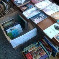Photo taken at Biblioteca Popular Sudestada by Matías C. on 4/6/2013