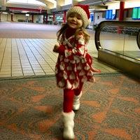 Photo taken at Gate B37 by Sandra E. on 12/25/2016