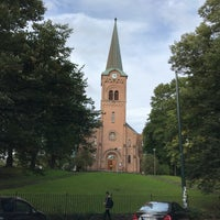 Photo taken at Sofienberg kirke by Per H. on 9/21/2017