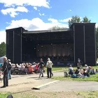Photo taken at Myraløkka by Per H. on 6/19/2016