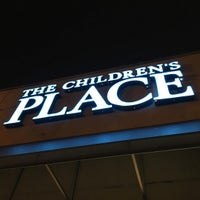 Photo taken at The Children's Place by Disappearing K. on 1/10/2016