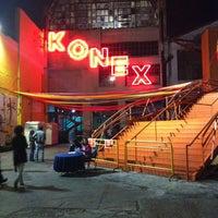 Photo taken at Ciudad Cultural Konex by Estefania C. on 5/26/2013