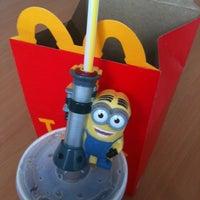 Photo taken at McDonald's by Daniela C. on 7/17/2013