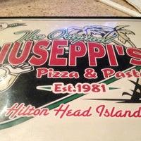 Photo taken at Giuseppi's Pizza & Pasta by David S. on 12/29/2012