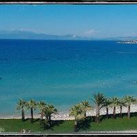 6/26/2013 tarihinde Ahmet E.ziyaretçi tarafından Boyalık Beach Hotel & SPA'de çekilen fotoğraf