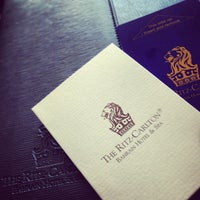 Photo taken at The Ritz-Carlton Bahrain by Hiroshi ♛ on 6/14/2013