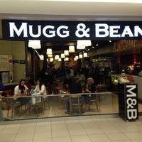 Photo taken at Mugg & Bean on the Move by Zack D. on 7/6/2013