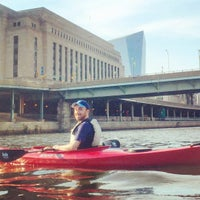 Photo taken at Schuylkill Banks River Tour by Emily on 7/19/2015