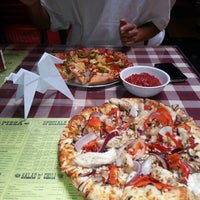 Photo taken at Bronco Billy's Pizza by Amber R. on 6/9/2013