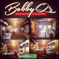 Photo taken at Bobby Q's Smoke House by Tridane on 8/2/2013