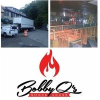 Photo taken at Bobby Q's Smoke House by Tridane on 7/27/2013