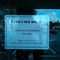 1/6/2013 tarihinde Leon H.ziyaretçi tarafından European Gourmet'de çekilen fotoğraf
