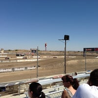 Photo taken at Antelope Valley Fairgrounds by Jo G. on 9/30/2012