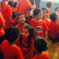 Photo taken at Liceo Hispanoamericano by Natalia V. on 6/6/2014