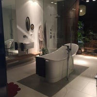 Photo taken at Hansgrohe Aquademie by Inara A. on 3/25/2015