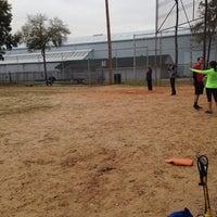 Photo taken at American Legion Park by Megan O. on 2/8/2014