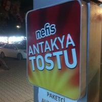 Photo taken at antakya tostcusu by Sefa U. on 3/6/2014