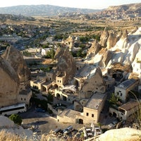 Photo taken at Cappadocia by Betül Nazim C. on 6/20/2013